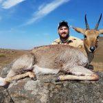 Umdende Hunting Safaris Mountain Reedbuck
