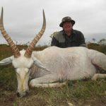 Umdende Hunting Safaris White Blesbuck