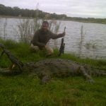 Umdende Hunting Safaris Crocodile