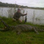Umdende Hunting Safaris Crocodile