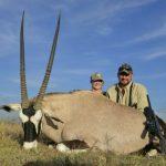 Umdende Hunting Safaris Gemsbuck