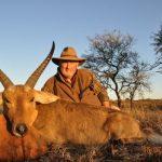 Umdende Hunting Safaris Common Reedbuck