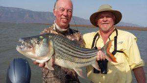 Umdende Hunting Safaris Tigerfish