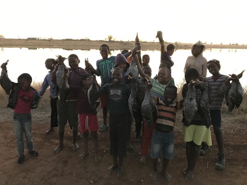 Umdende Hunting Safaris: Conservation