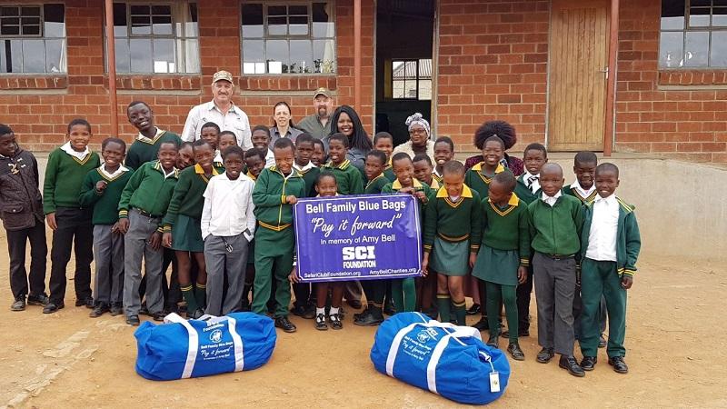 Umdende Hunting Safaris: SCI Donation