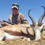 Umdende Hunting Safaris Springbuck