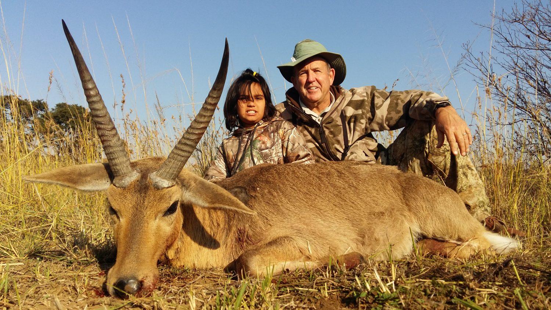 Small Antelope Safari