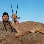 Umdende Hunting Safaris Vaal Greybuck